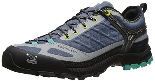 de Bleu 8611 WS Moon Salewa Evo Jeans Blue Femme Firetail Outdoor Fitness Chaussures 6Iw78wq
