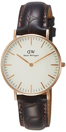 daniel-wellington-0510dw-york-montre-mixte-quartz-analogique-cadran-rose-bracelet-cuir-marron