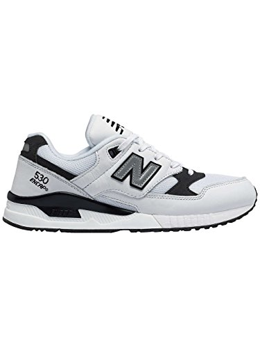 NEW BALANCE-NEW BALANCE 530ENCAP Chaussures Sportives Homme Blanches Bianco