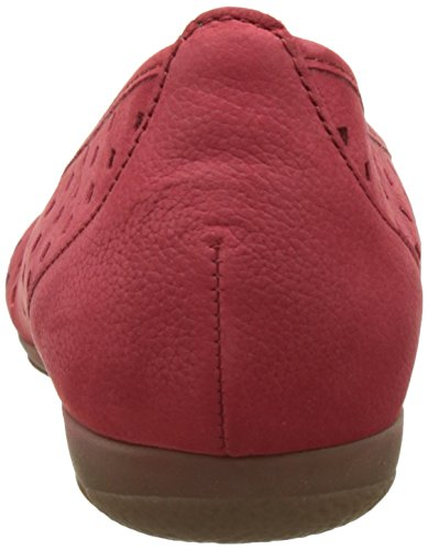 Gabor Fashion, Ballerines Femme Rouge (rot 15)