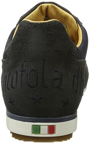 Pantofola d'Oro Herren Imola Grip Uomo Low Sneaker Blau (Dress Blues)