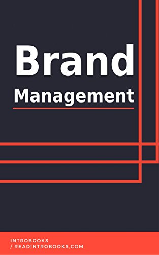 Brand Management by [IntroBooks]