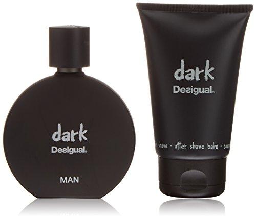 Desigual Dark Man Coffret Eau de Toilette + After Shave 100 ml