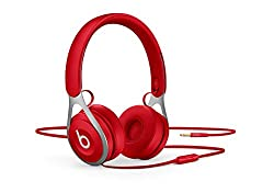 Beats EP ML9C2ZM/A On-Ear Headphones (Red)