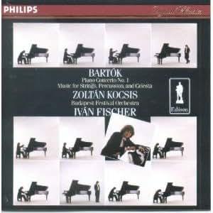 Bartok: Piano Concerto 1