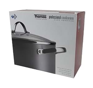 rosenthal thomas casserole anti adh sive 24 cm 5 l amazon. Black Bedroom Furniture Sets. Home Design Ideas