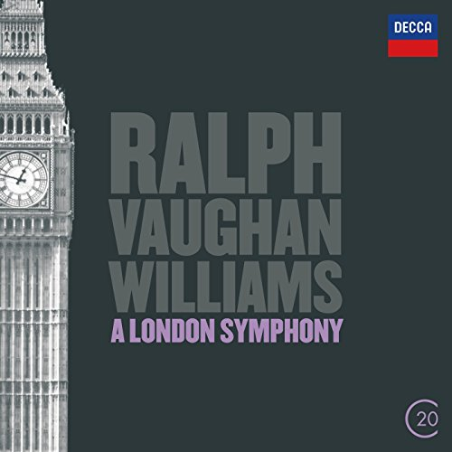 A London Symphony/Tallis Fantasia (Vaughan Williams London Symphony)