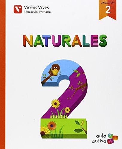 Naturales 2 andalucia (aula activa)