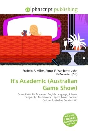 It's Academic (Australian Game Show)