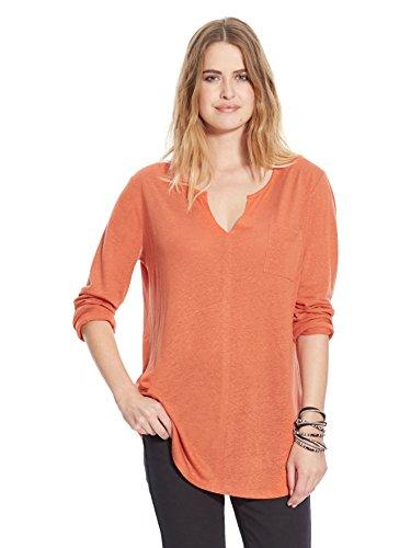 Balsamik - Tunica, statura - di 1,60 m - donna - Size : 54/56 - Colour : Arancione
