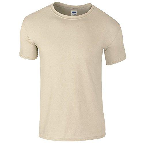 gildan-softstyle-adult-ringspun-t-shirt-sand-l