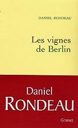 Les vignes de Berlin (Littérature Française)