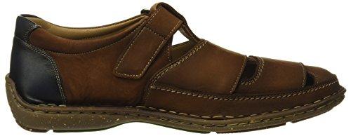 Tienda Calidad Herren 60211 Schuhe Braun (Rosetty / Marino)