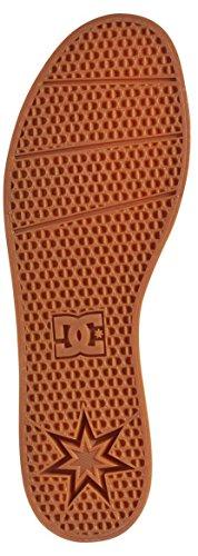 DC Shoes Switch S - Chaussures de skate pour Homme ADYS300104 Black/Black/Gum