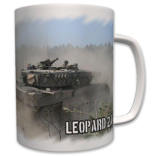 Leopard 2A Panzer Heer Deutschland Bundeswehr- Tasse Becher Kaffee #7373