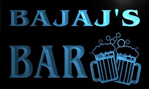 w027150-b-bajajs-nom-accueil-bar-pub-beer-mugs-cheers-neon-sign-biere-enseigne-lumineuse