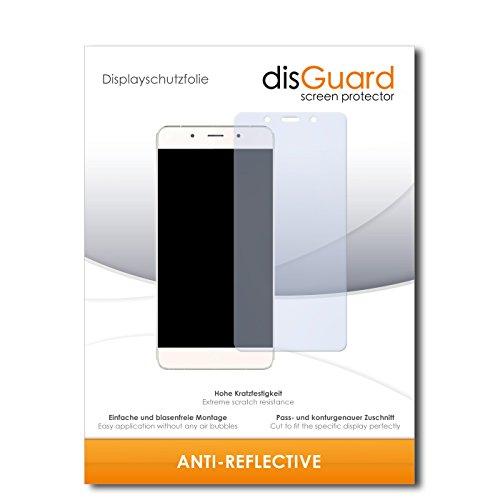 disGuard® Bildschirmschutzfolie [Anti-Reflex] kompatibel mit Hisense C1 [4 Stück] Entspiegelnd, Matt, Antireflektierend, Extrem Kratzfest, Anti-Fingerabdruck - Panzerglas Folie, Schutzfolie