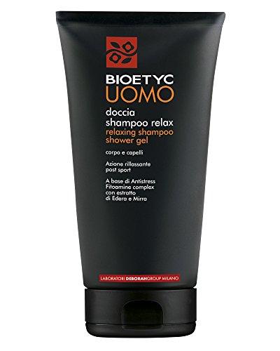 Bioetyc Uomo Doccia Shampoo Relax, 200 ml