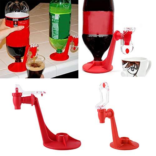 Magic Tap Trinkwasserspender Cola Getränke Wasserspender Inverted Switch Trinkgerät Perfekt für Dinner Parties, Bars & Restaurants