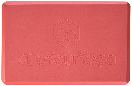 #DoYourYoga Aruna Bloc de yoga en mousse rigide très légère