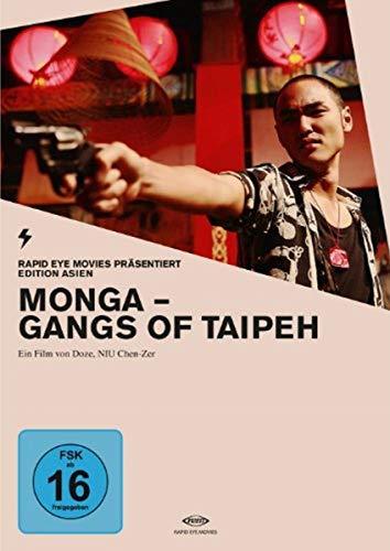 Monga - Gangs of Taipeh - Edition Asien