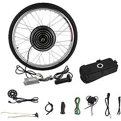 "36V 250W Electric E Bike Conversion Hub Motor lektro-Fahrrad Front Umbausatz Kit 26"" Front Wheel Motor Bicycle Hub 36V"