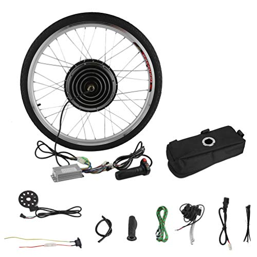 "36V 250W Electric E Bike Conversion Hub Motor lektro-Fahrrad Front Umbausatz Kit 26"" Front Wheel Motor Bicycle Hub 36V"