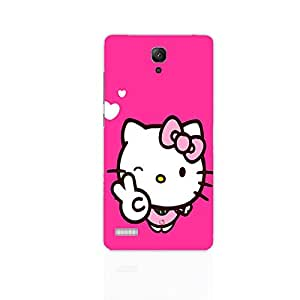STYLR Premium Designer Mobile Protective Back Hard Case for Xiomi Redmi Note 4G   RDN4G-175
