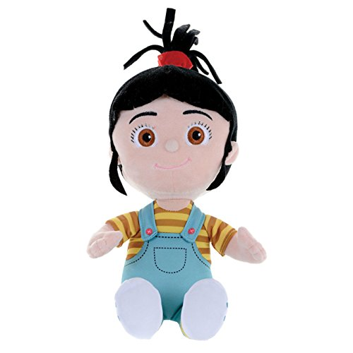 - peluche - 599386031 Soft Unicornio / Agnes 25 cm. GRU, mi Villano Favorito
