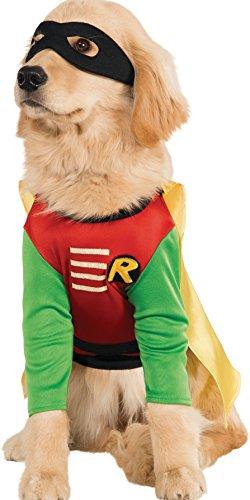 Rubies Disfraz Teen Titans Mascota Disfraces Robin