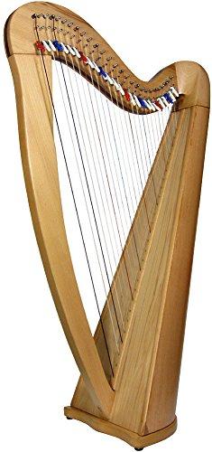 Glenluce-Dornal-Harpe-celtique-27-cordes