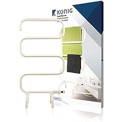 König KN-TH10 secadora eléctrica para toallas - Secador de toallas (50/60 Hz)