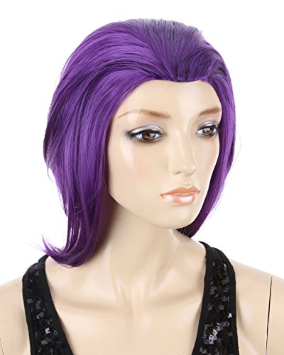cool2day-35cm-raven-from-teen-titans-short-straight-purple-anime-cosplay-full-wig-jf1819