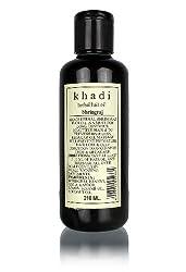 Khadi Bhringraj Hair Oil, 210 ml