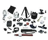 Kodak Pixpro Action Kamera 4KVR360 Ulitimate Pack - weiß