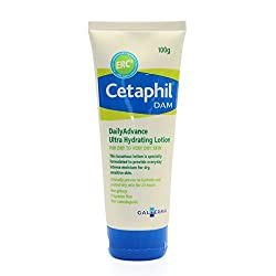 Cetaphil DAM Daily Advance Ultra Hydrating Lotion For Dry To Very Dry Skin 100g
