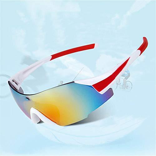 ANSKT Outdoor-Reitbrille Brille Mode Sport Sonnenbrille ultraleichte randlose Brille polarisiert UV400 Schutz @ 1
