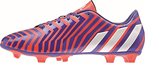 Adidas Predito Instinct Firm Ground, Chaussures de Football Homme - solar red / night flash