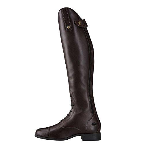 Ariat Heritage Contour Ii Feld Zip Boot Sienna