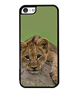 PrintVisa Designer Back Case Cover for Apple iPhone 5C (Hungry Patience)