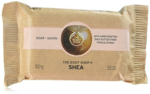 The Body Shop Shea Seife 100g