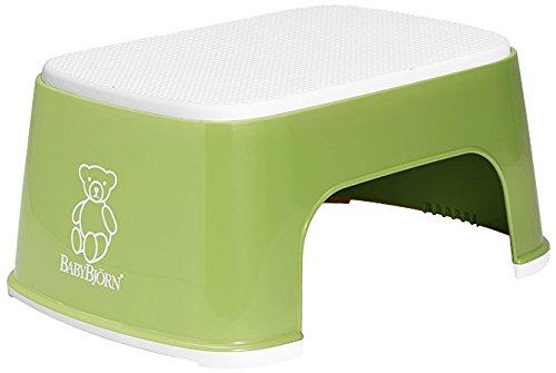 BabybjÖrn sgabello per bambini verde