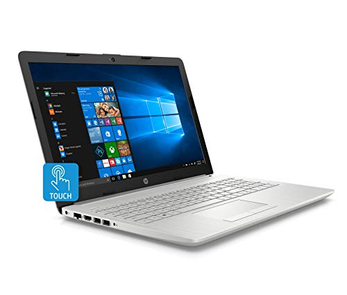 HP 15 Core i3 7th Gen 15.6-inch Touchscreen Laptop (4GB/1TB HDD/Windows 10/MS Office/Natural Silver/2.04 kg), 15-ds0043tu Image 4