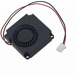 12 V 0.1 A 2pin 40 x 40 x 10 mm 4010 Turbo Brushless DC ventilateur de refroidissement ventilateur pour pièces d'imprimante 3d