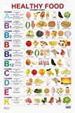 Healthy Food: Vitamin Chart
