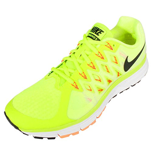 Nike Zoom Vomero 9, Scarpe da Corsa Uomo Giallo (Amarillo (Amarillo (Volt/Black-White-Total Orange)))
