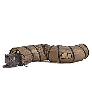 Giochi per gatti,Giochi Gatto Tunnel 25 * 120cm