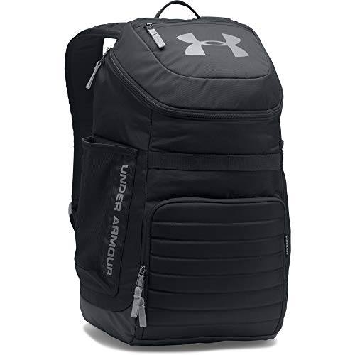 Under Armour Undeniable 3.0 Backpack, Black/Black, One Size Image 5