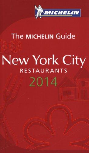 The Michelin Guide 2014 New York City Restaurants