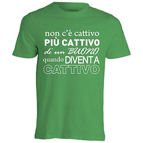 T-SHIRT BUD SPENCER_NON C'È CATTIVO PIÙ CATTIVO